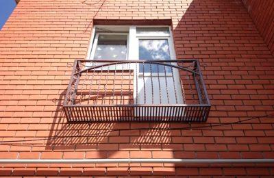 Лобня Металический Балкон